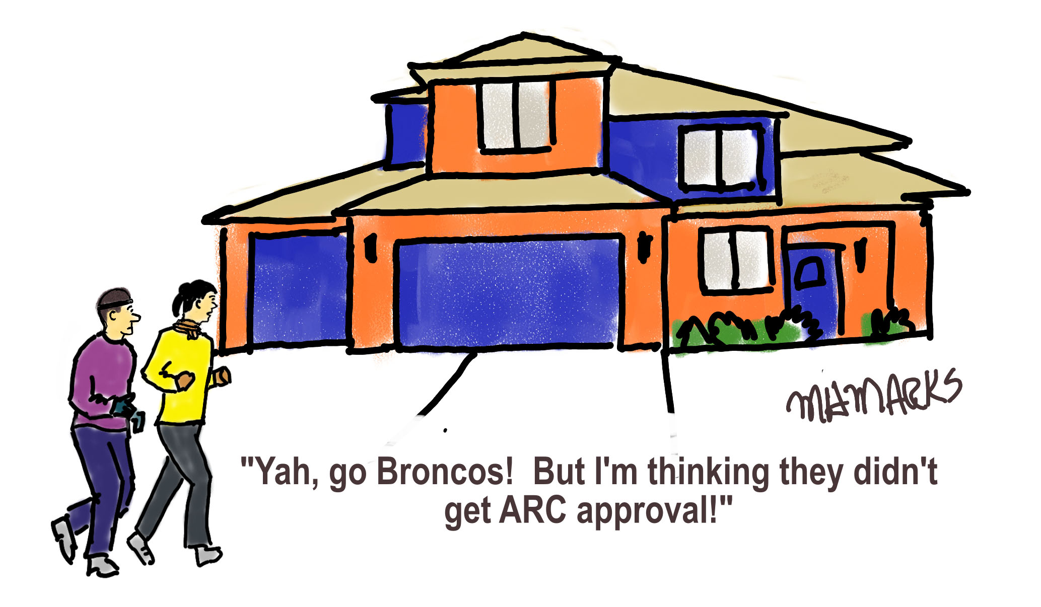 Bronco House