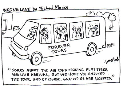 Fun Tour Bus