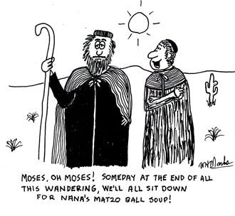 Moses – Matzo Balls