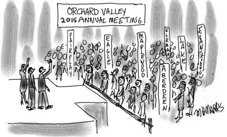 Orchard Valley Annual Meeting
