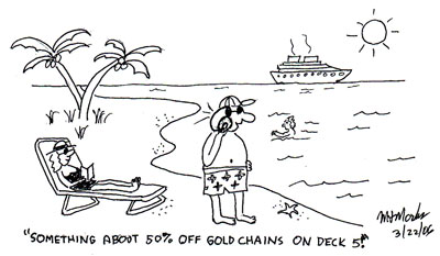 50% Off Gold Chains on Board