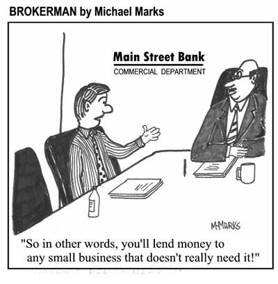 Who needs bankers?