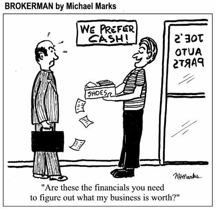 Shoe Box financials
