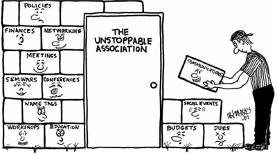 The Unstoppable Association