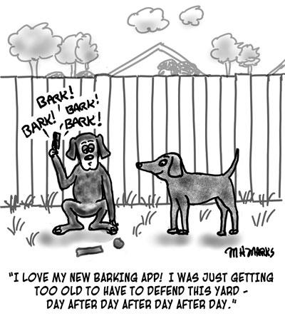 Dog Barking App