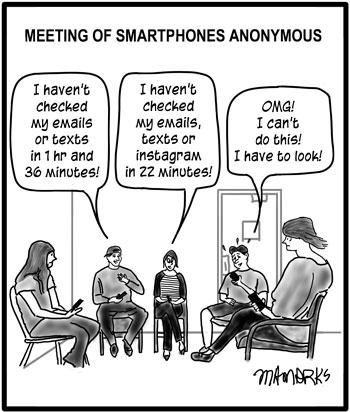 Smartphones Anonymous