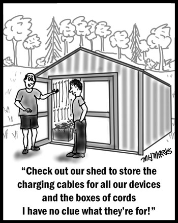 Cable Shed