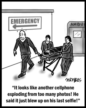 Cellphone Explosions