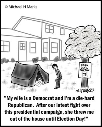 Days until election