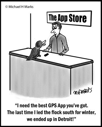 Best GPS App