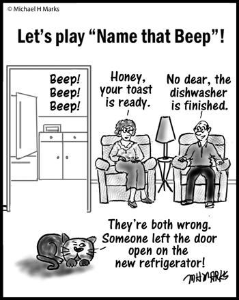 Name that beep!