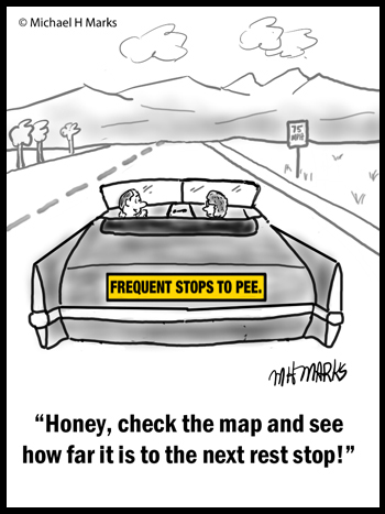 Frequent stops