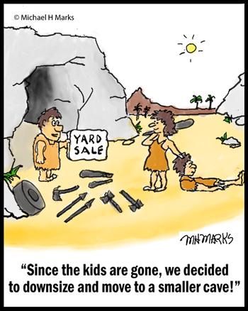 Cave sale