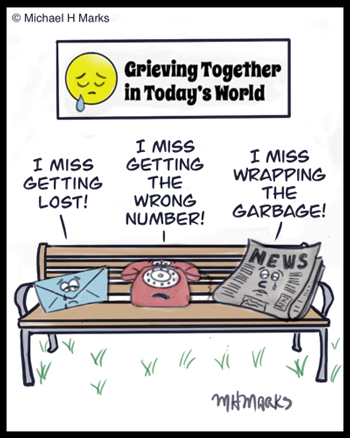 Grieving together in Today's World