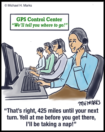 GPS Time Off