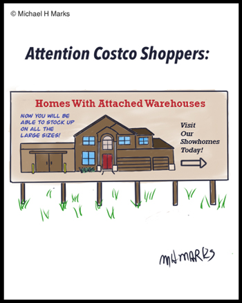 Home for Costco Shoppers