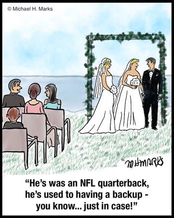 Backup Bride