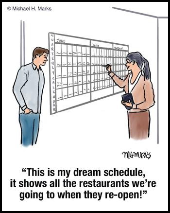Dream schedule