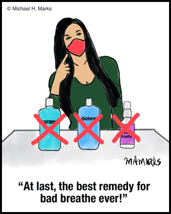 Best remedy for bad breath