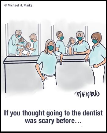 Dentist's masks