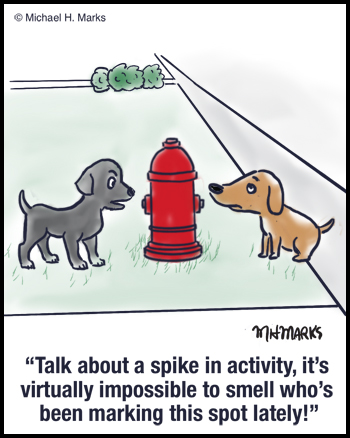 Overworked fire hydrants