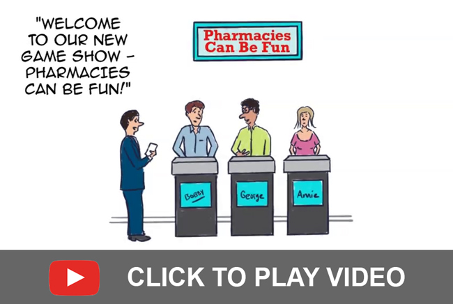Pharmacy game